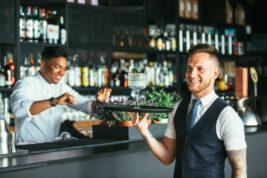 come fare il cameriere