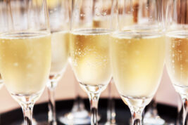 abbinamenti con lo champagne