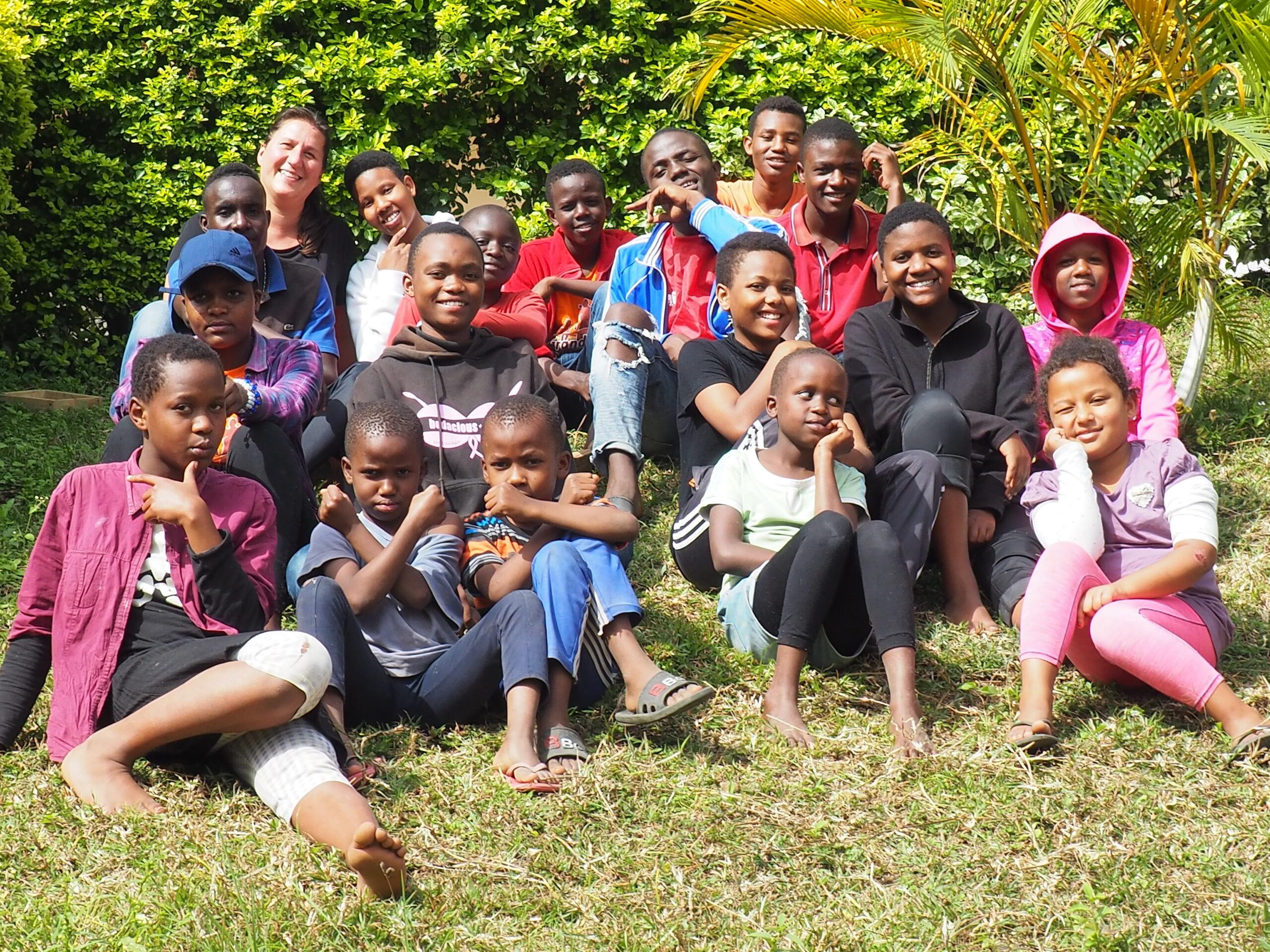 francesca tanzania