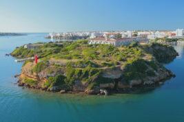 Isla del Rey a Minorca