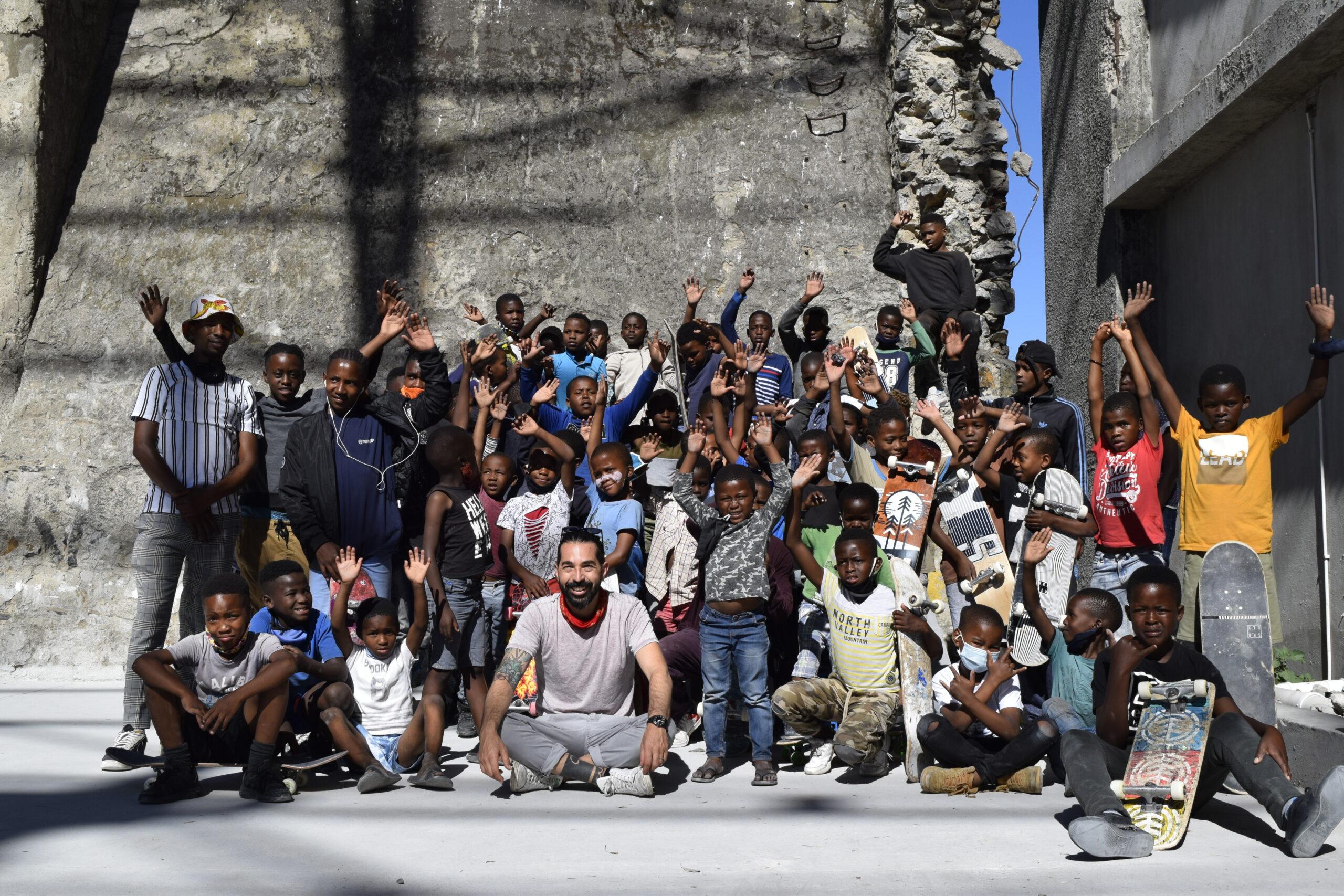 Luca Pantani e il suo Project Kasi