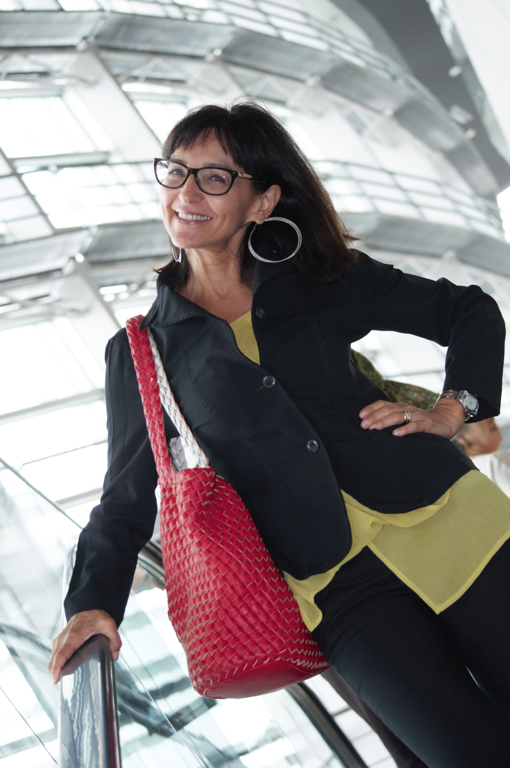 Mariantonietta consulente Evolution Travel a Tokyo