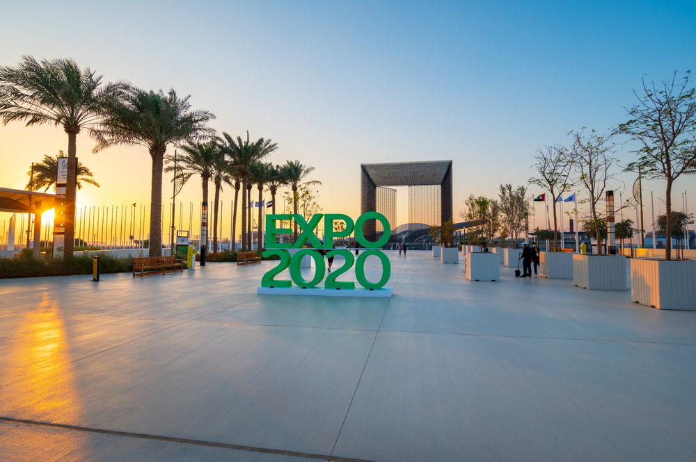 Uno sguardo all'Expo 2020