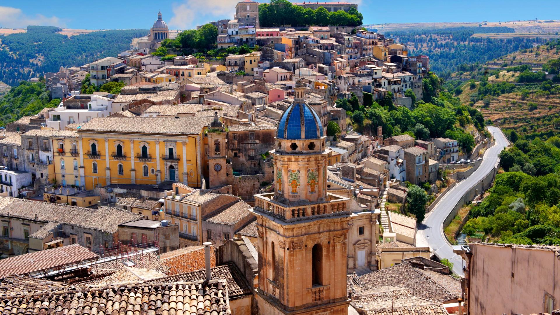 In viaggio dalla sicilia
