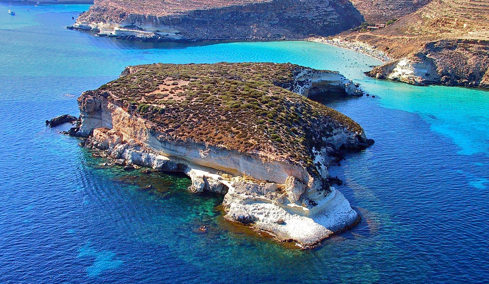 viaggio a Lampedusa