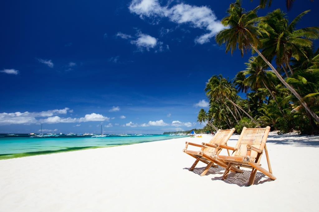 andare a vivere e lavorare alle Filippine