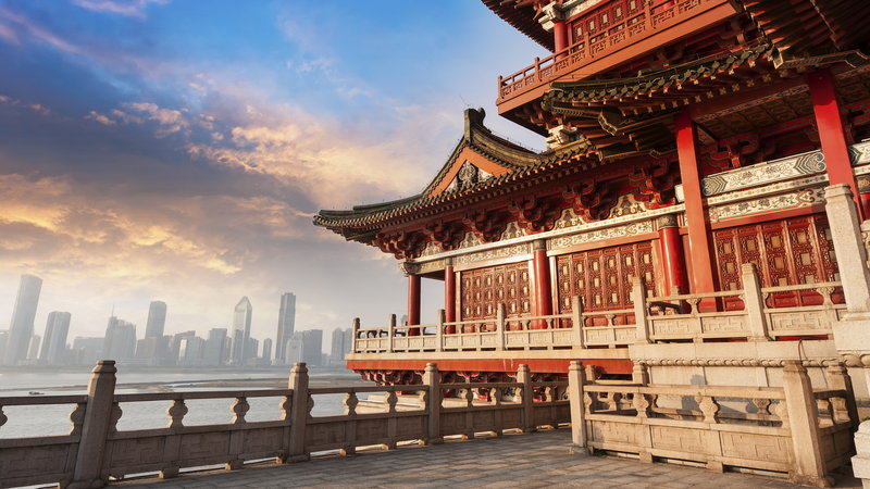 musicisti in Cina