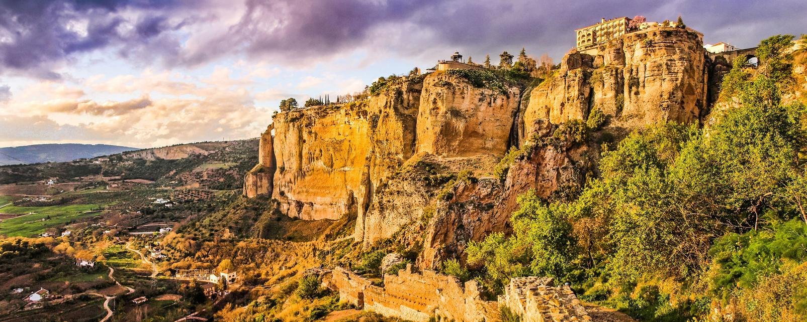 Andare a vivere in Andalusia