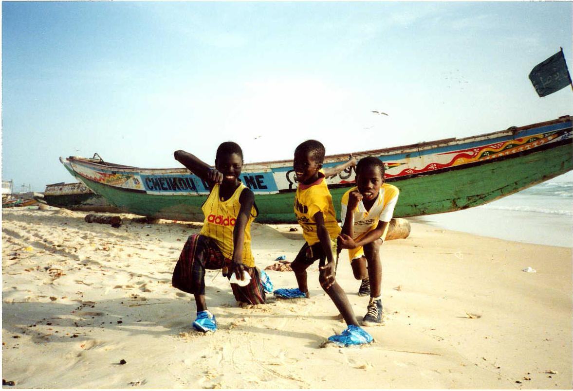 volontari in Senegal