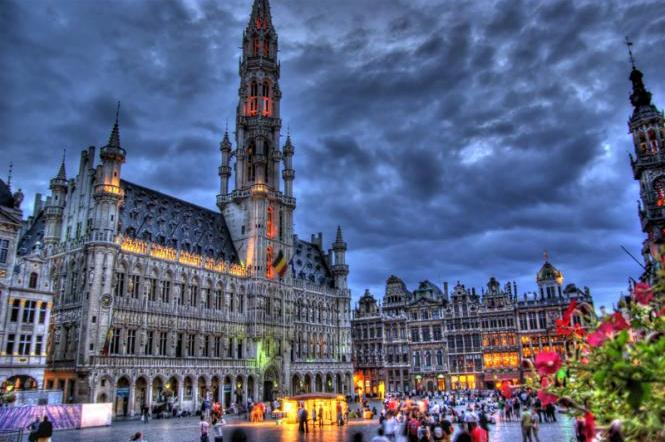 studiare a Bruxelles