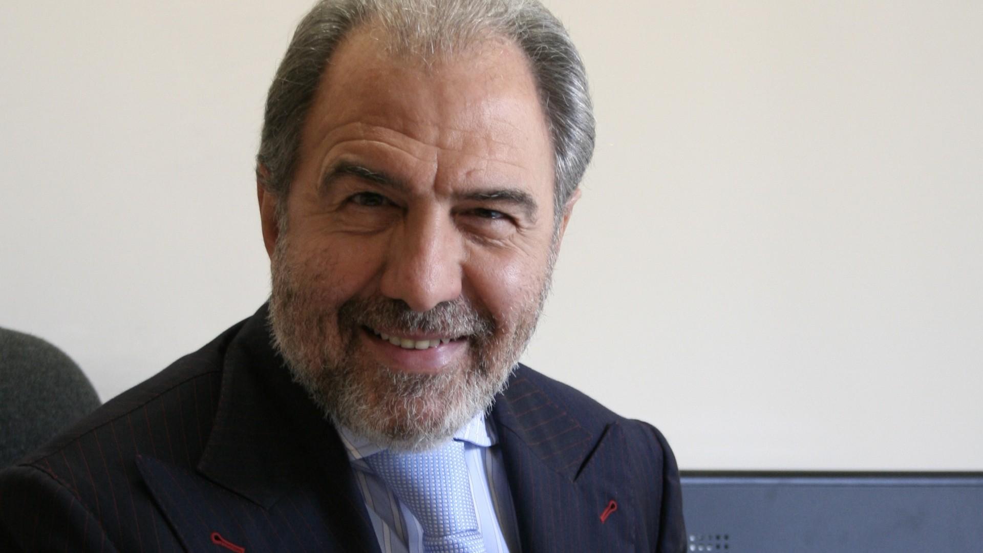 Antonio Caprarica Londra