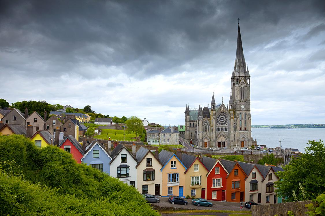 trasferirsi a Cork in Irlanda