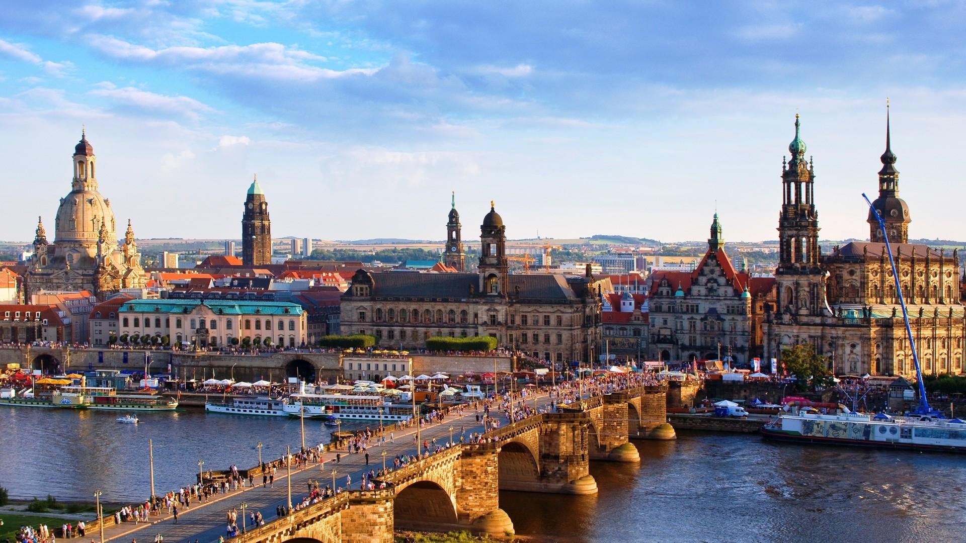 studiare a Dresda