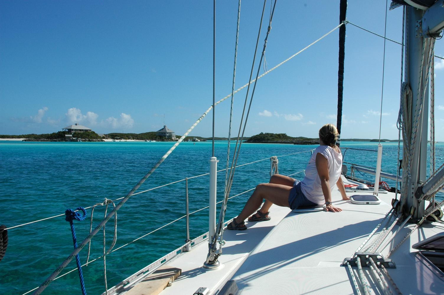scrivere un blog di viaggio in barca