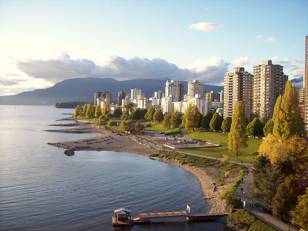vivere e lavorare a Vancouver