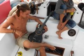 familia flotante: vivere e viaggiare in barca