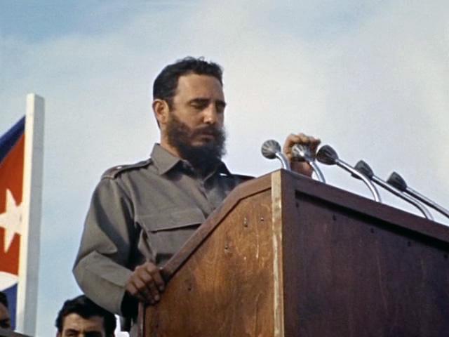 Fidel Castro Francia Cuba