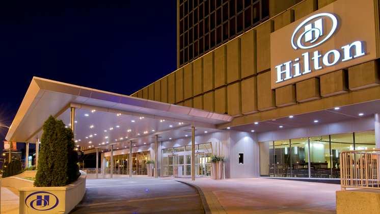 lavorare per Hilton