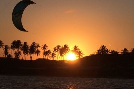 sport, kitesurf, Brasile