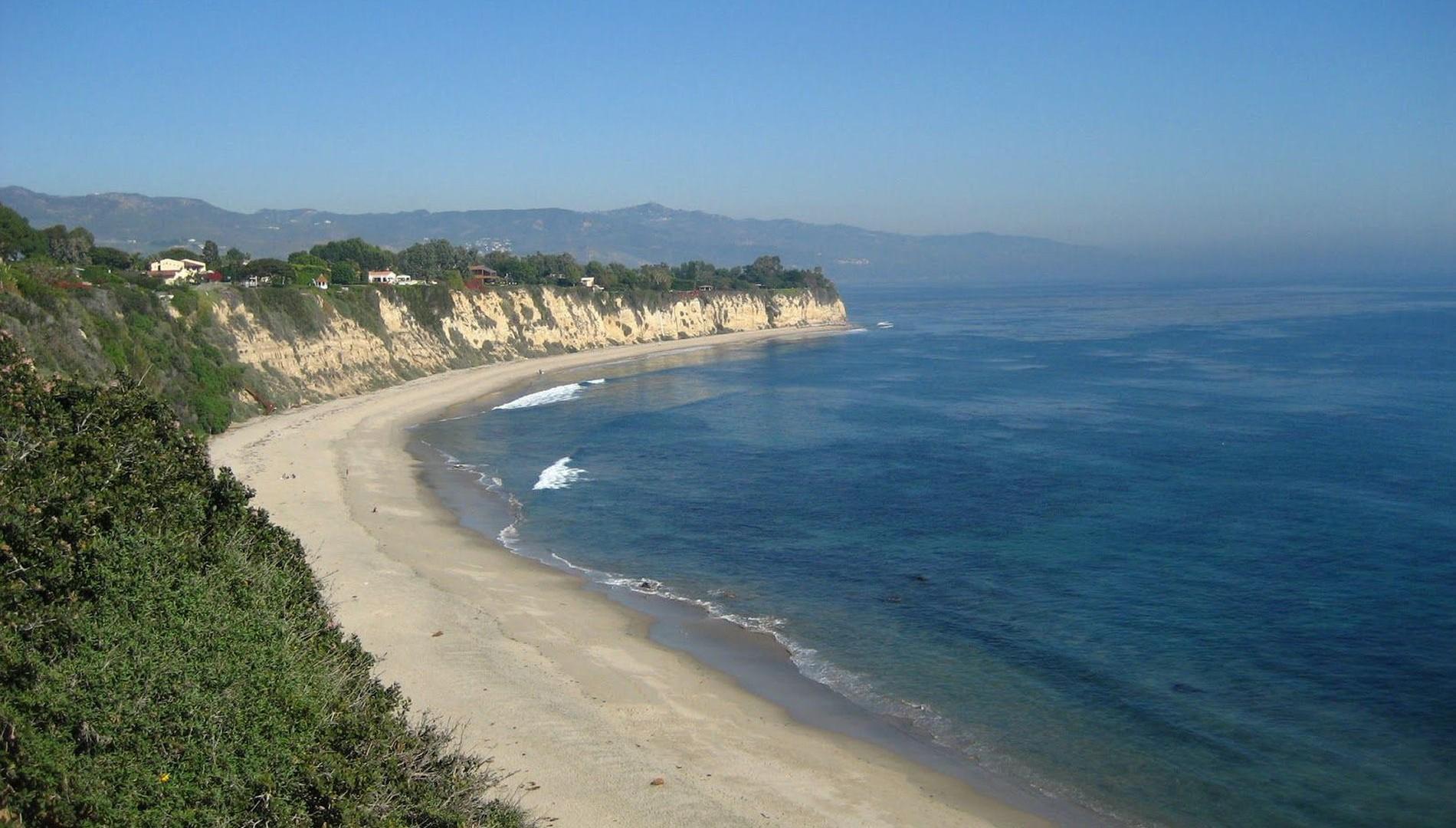 spiagge di malibu