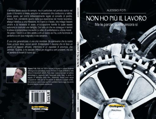 libro Alessio Foti perdere il lavoro