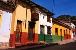 vivere a Bogotà