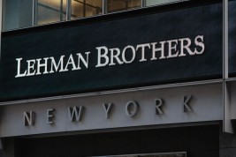 collasso di lehman brothers