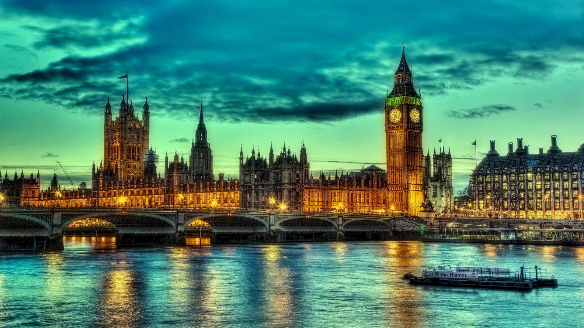 Vivere e lavorare a Londra