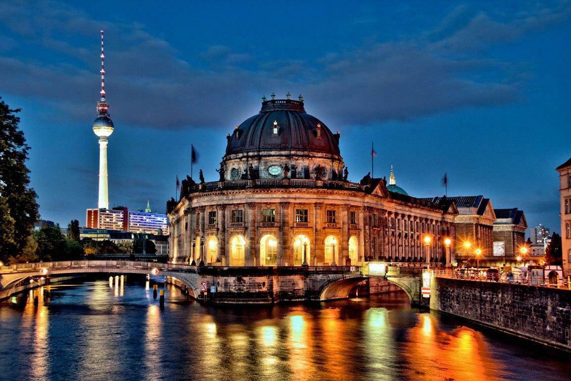 giornalista a Berlino