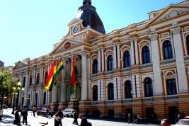 volontari in Bolivia