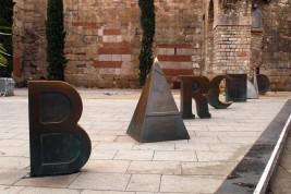 Barcellona e arte