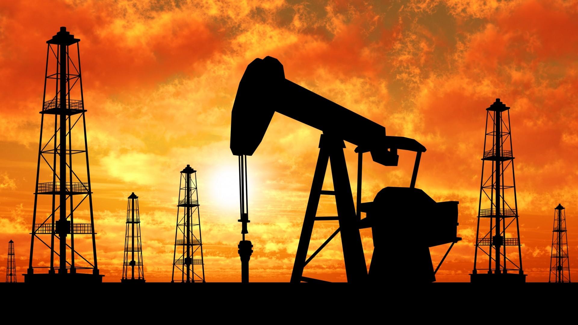 lavorare su una piattaforma petrolifera