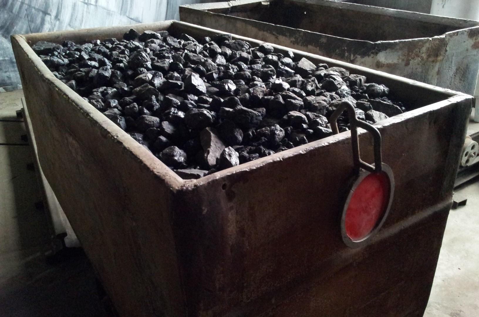 Lavorare come minatore