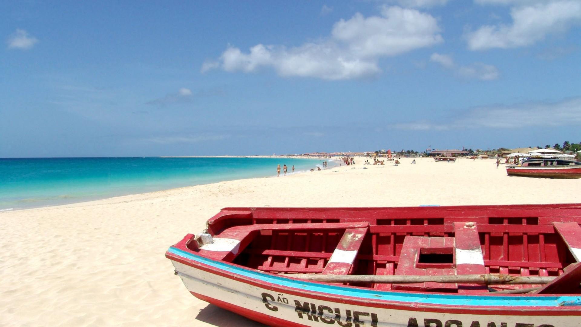 trasferirsi a Capo Verde isola di Sal