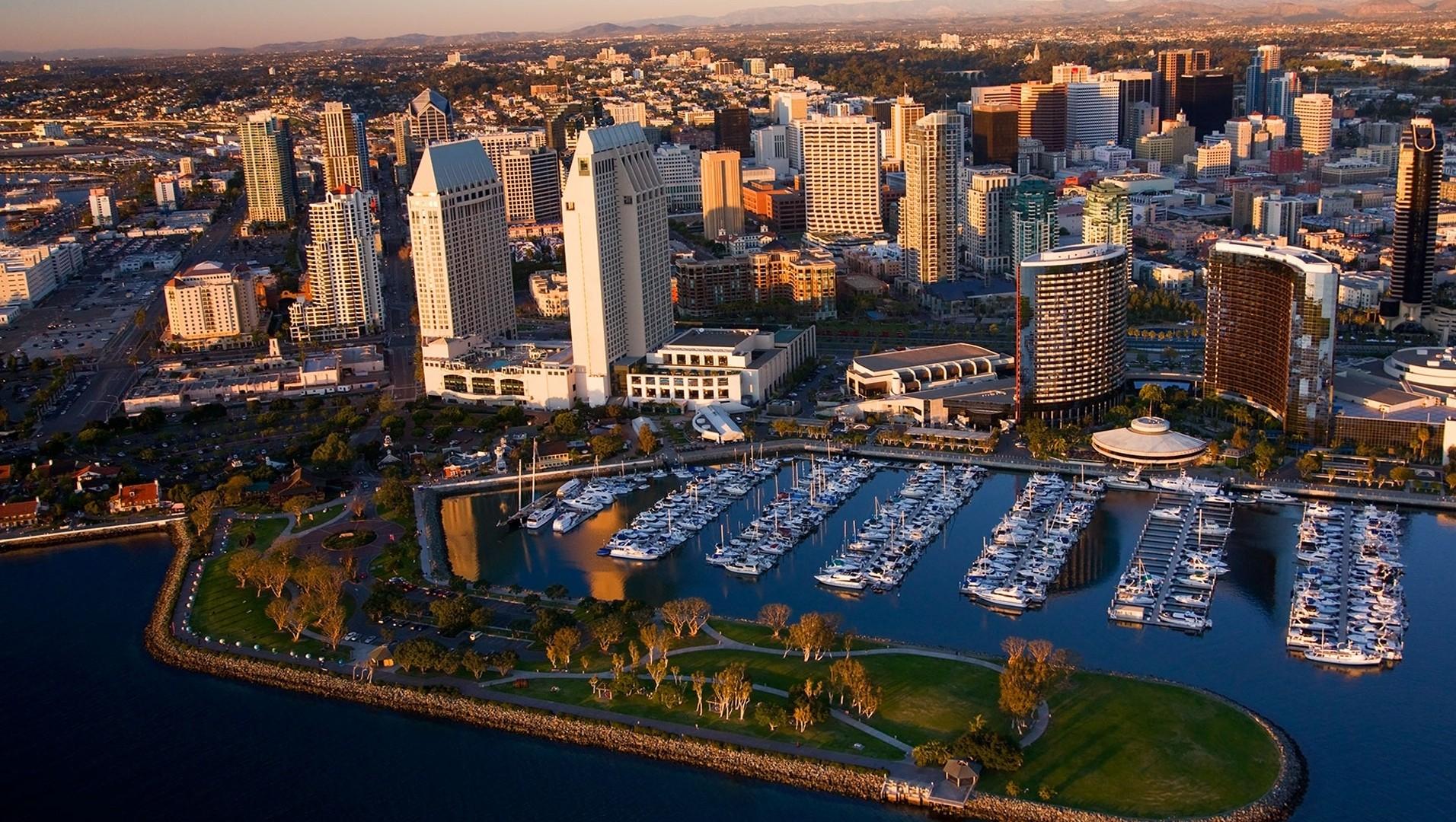 Trasferirsi a San Diego in California