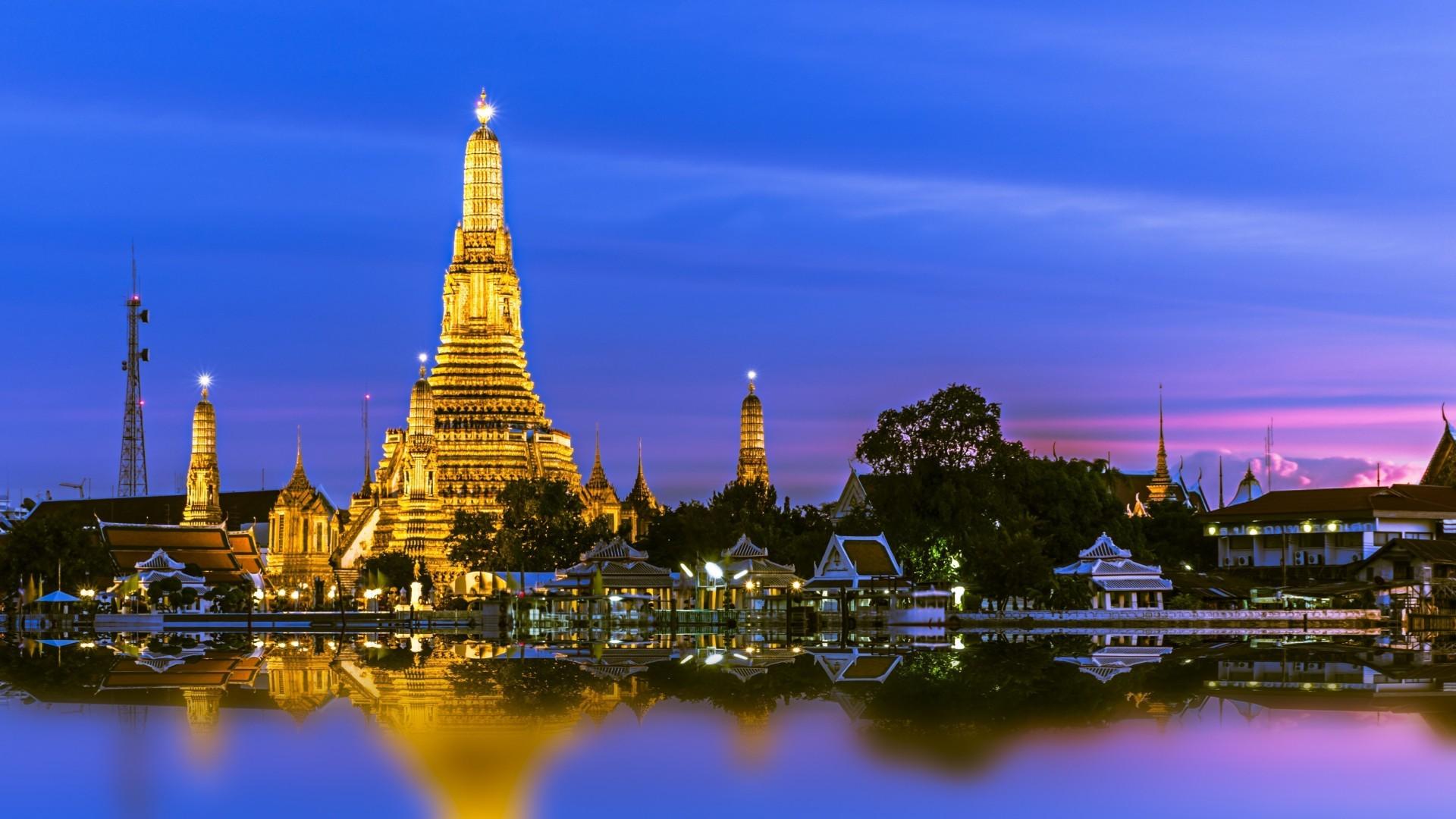 Trasferirsi a vivere a Bangkok