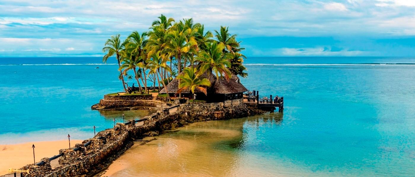 Trasferirsi alle Fiji