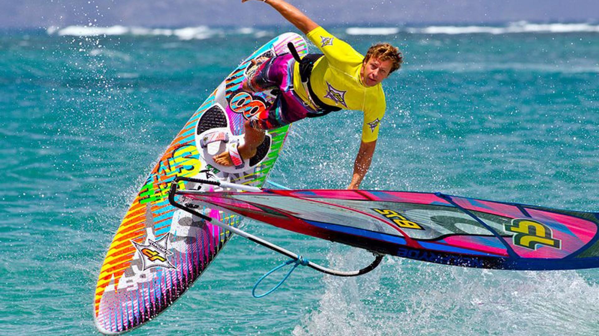windsurf a Lanzarote