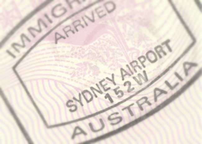 Andare a lavorare in australia