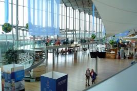 aeroporto di stoccolma