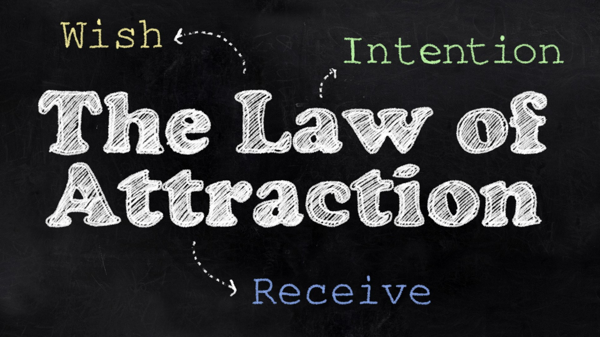 legge di attrazione