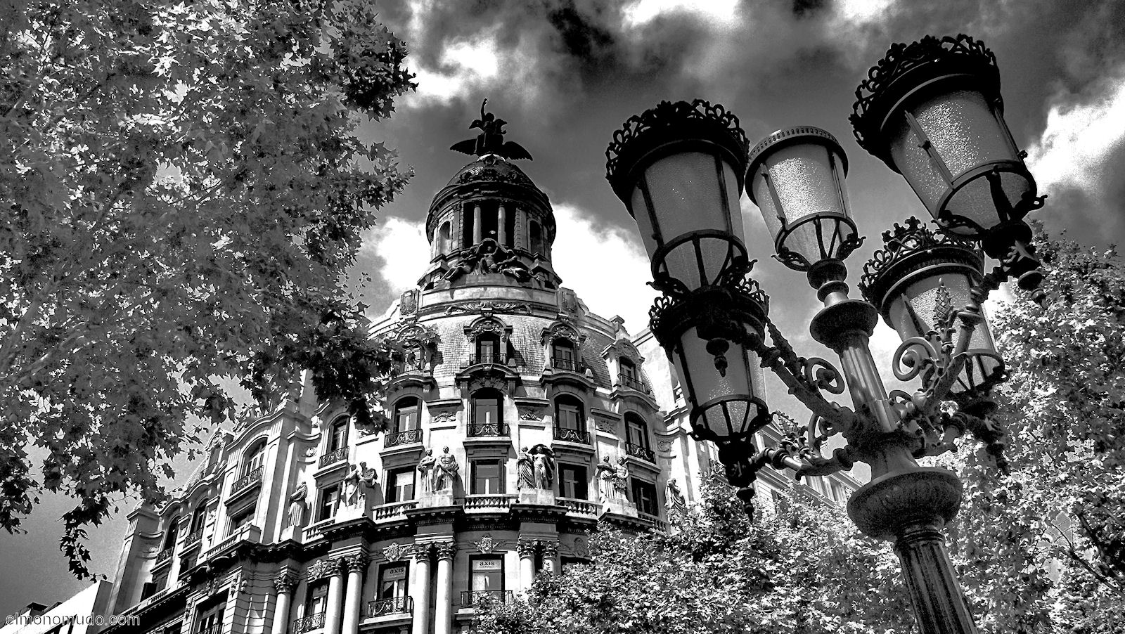 Nuova vita a Barcellona
