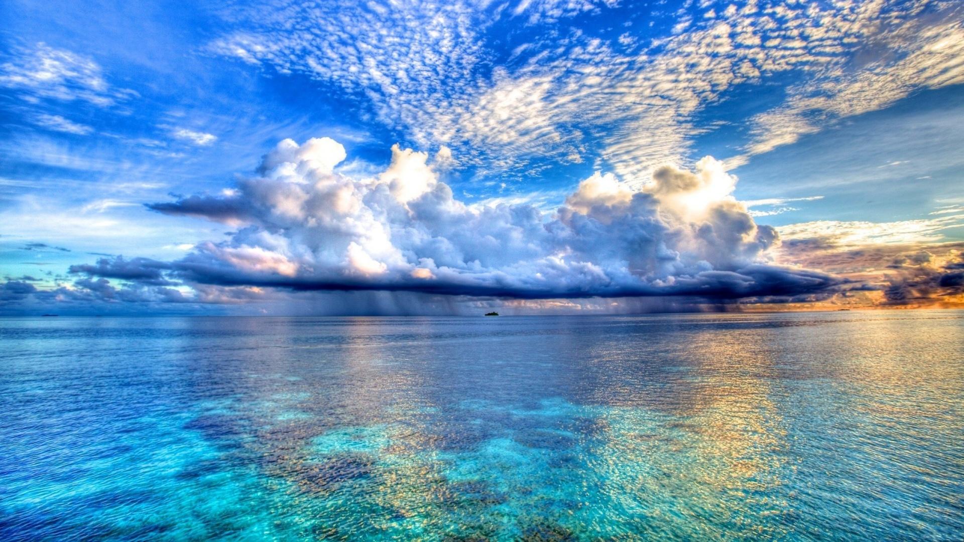 vivere in mare