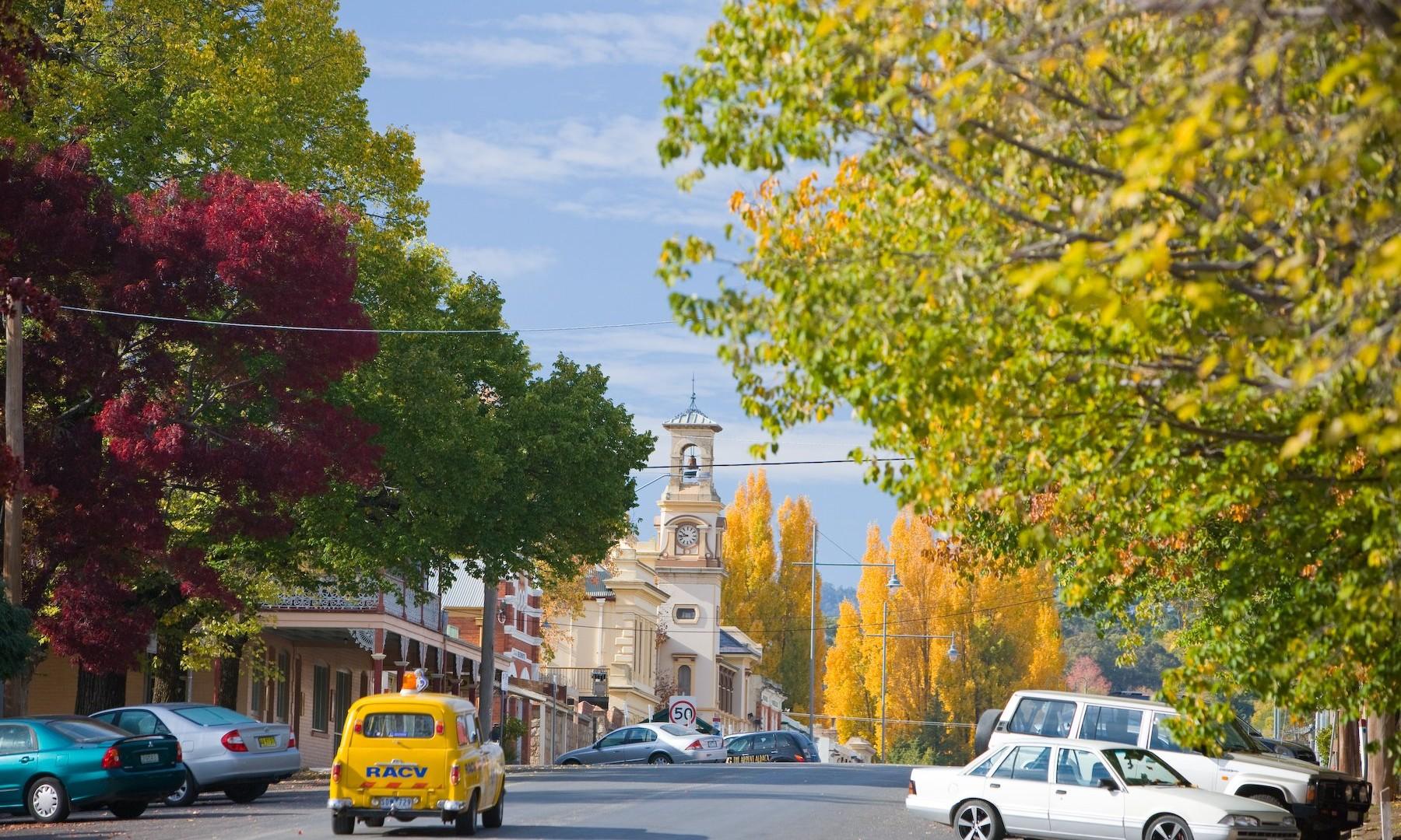 autunno in Australia