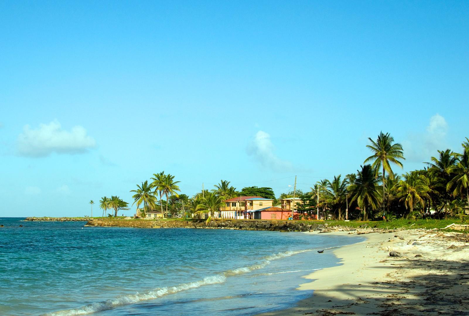 big corn island - nicaragua