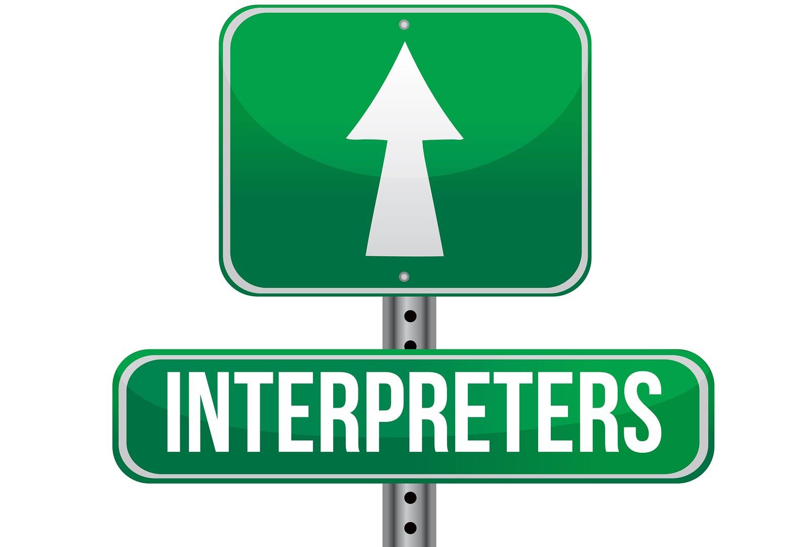 diventare interprete