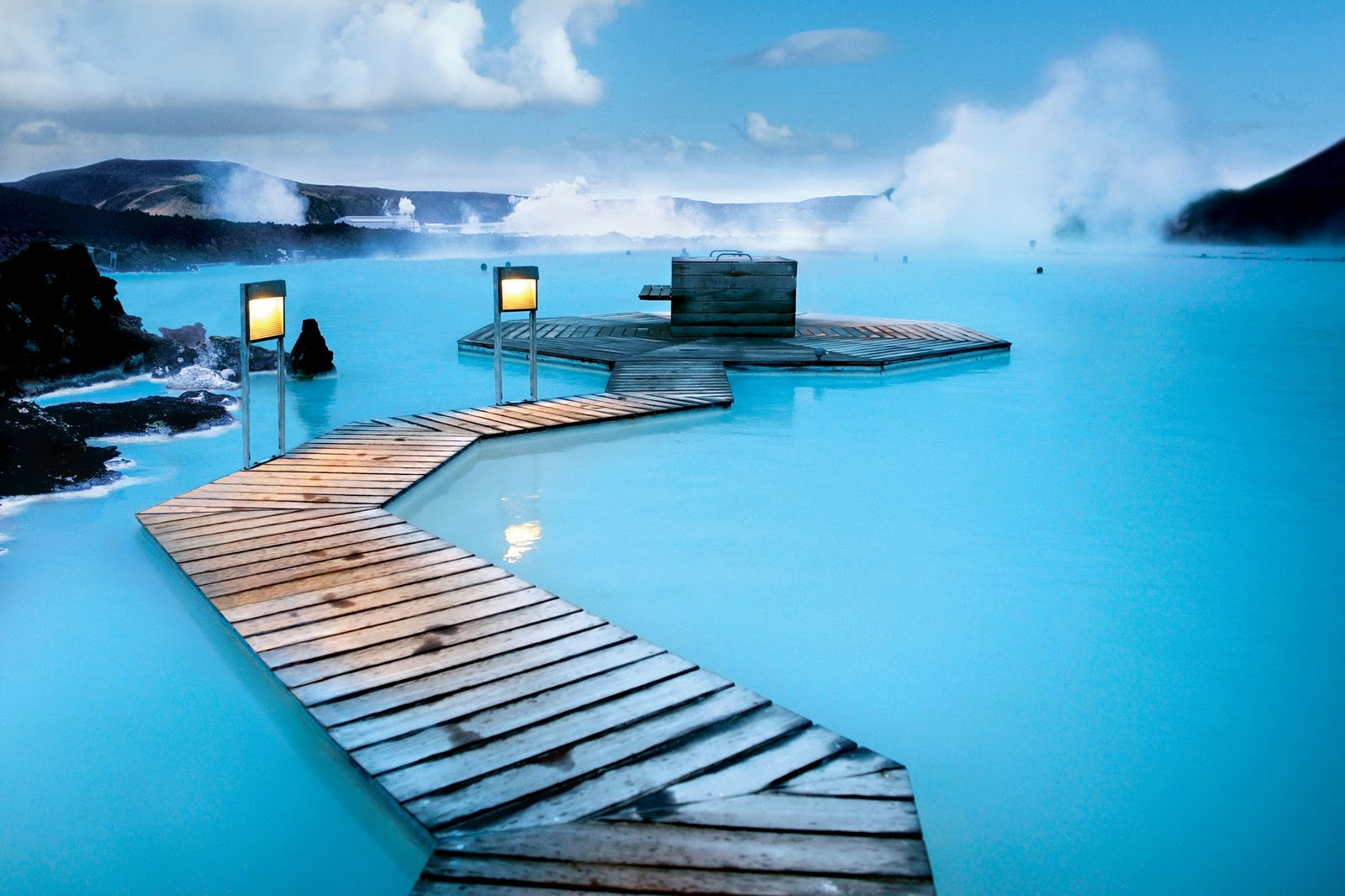 Laguna Blu SPA Islanda