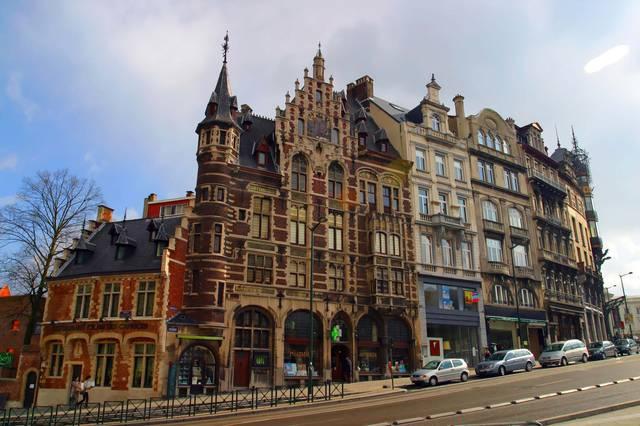 trasferirsi a vivere in Belgio