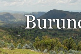 trasferirsi in Burundi Africa