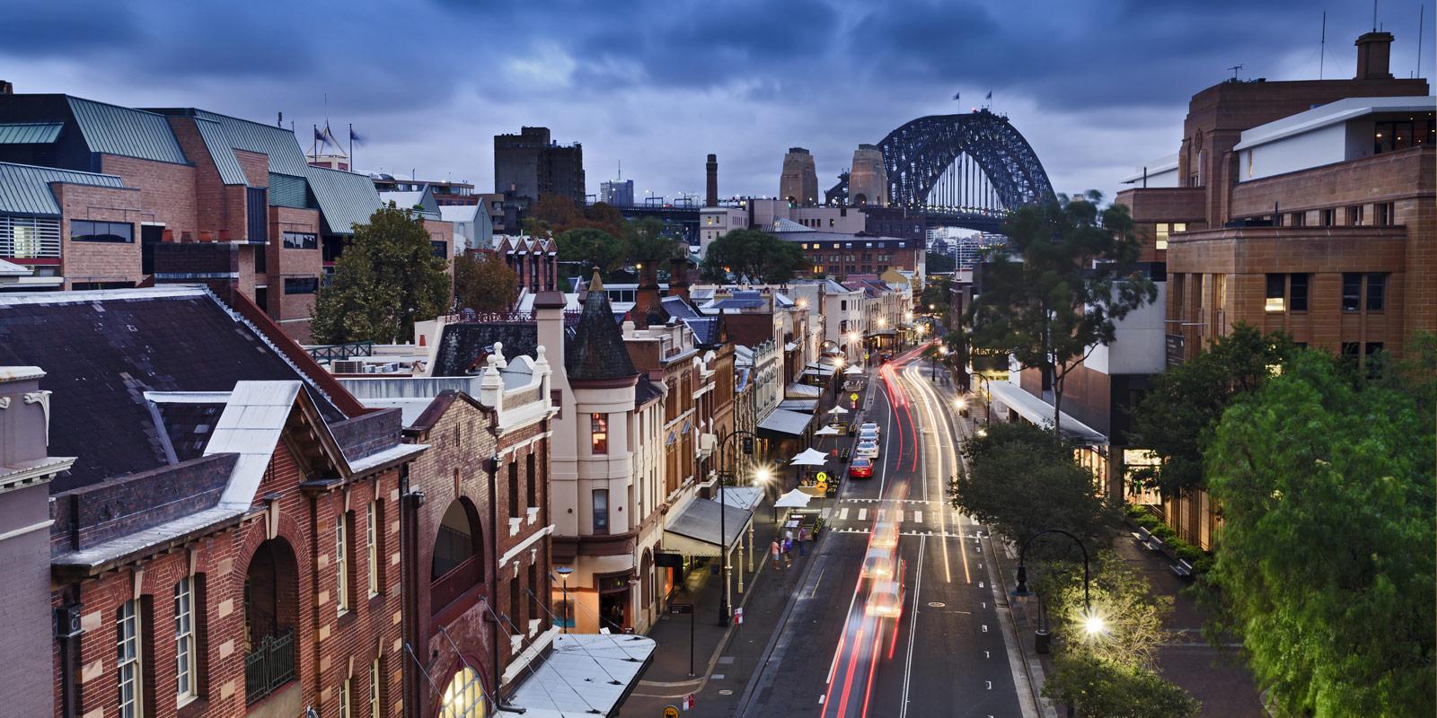 Fare lo chef a Sydney Australia
